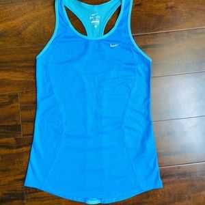 Nike Dry Fit activewear tank top